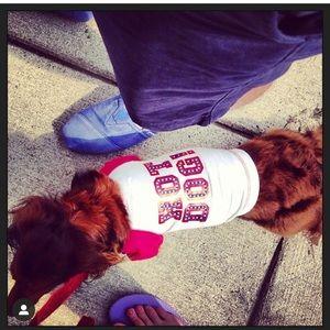 Other - Hot Dog 🌭 Baseball Style Small Dog Shirt